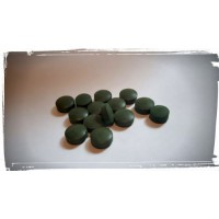 Chlorella w tabletkach 400szt. 250mg 100g