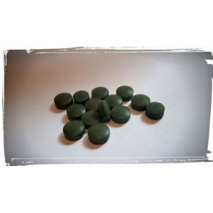 Chlorella w tabletkach 500g - 2000szt. 250mg